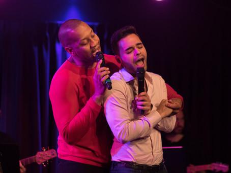 Live performance coverage: GR 42 sings love songs