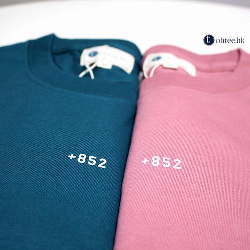 """""""+852"""" T-shirt"""