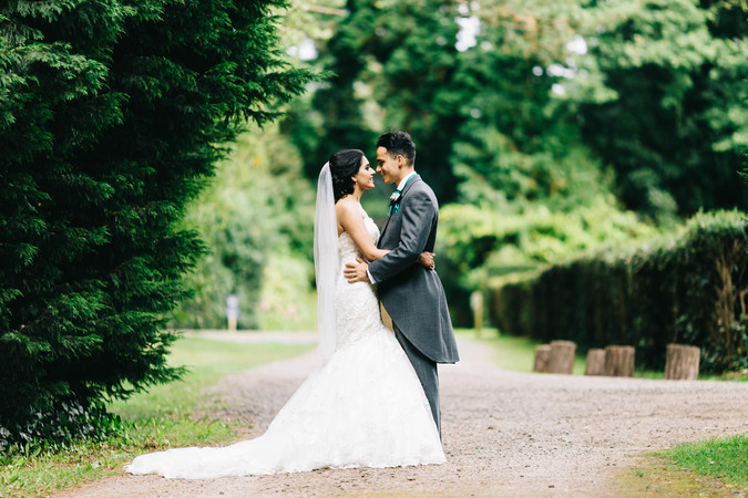 Thornton Hall Hotel and Spa asian wedding photography