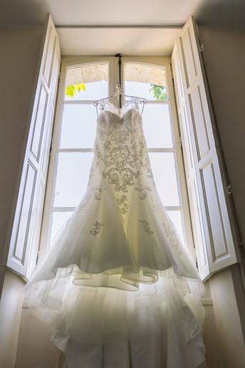 france chateau de malliac wedding
