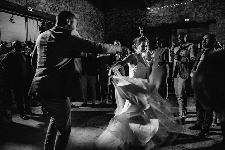 montreal du gers wedding chateau de malliac