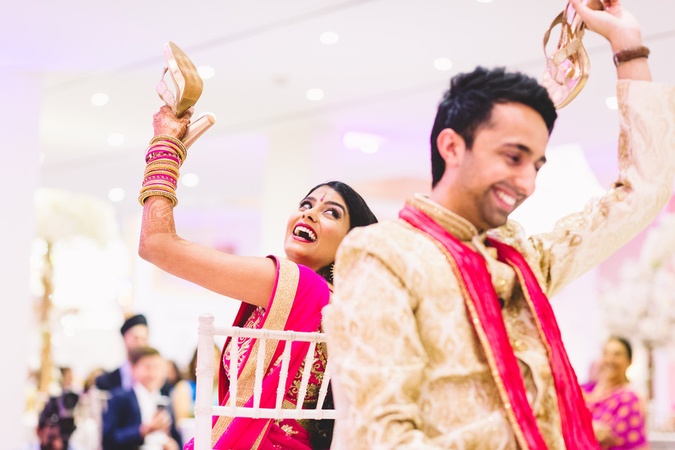 surrey asian wedding