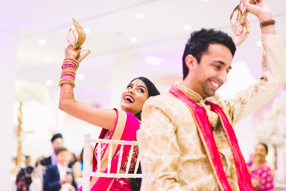 surrey asian wedding