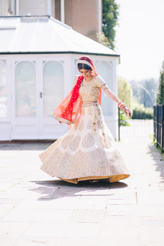 northbrooke park indian wedding