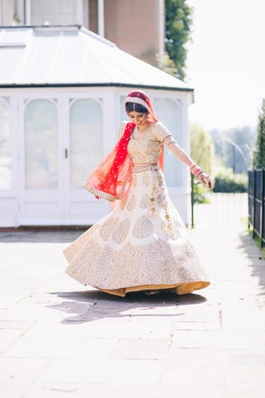 northbrooke park indian wedding