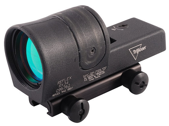 Trijicon 42mm Reflex Optic - Amber Dot (4.5 MOA)