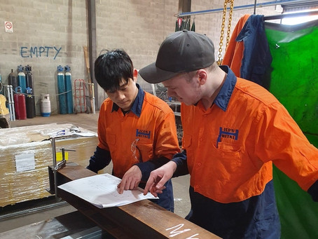 Trade Apprenticeships - and why we support them