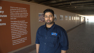 Project Manager Fahad Dewan gets his Masters