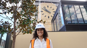 It's a wrap: project completion at Wynyard Place