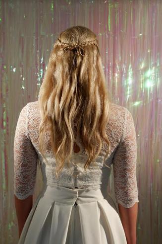 Jennifer Top With Zara skirt