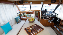 Valendi Boat Interior 1