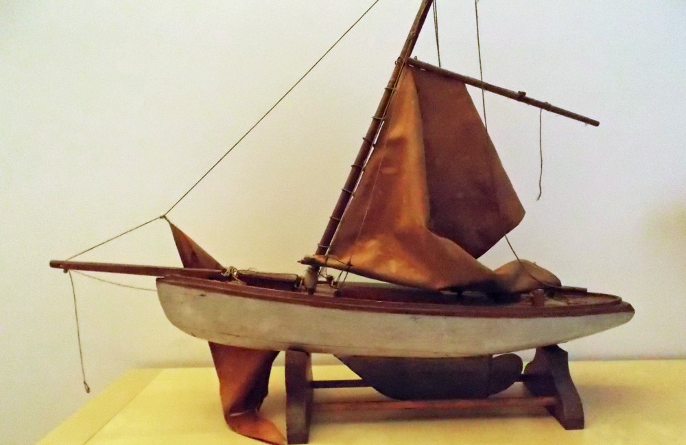 David's Boat Before