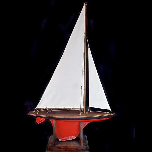 "Jacrim 20"" Black Hollow Boat, Item 2020-13"