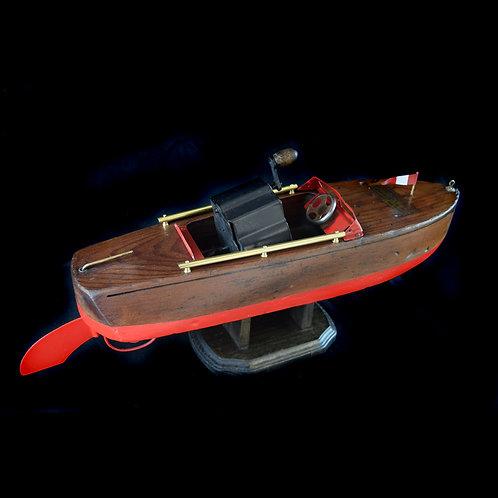 """Seaworthy """"Flying Yankee"""" Speed Boat  Item 2021-05"""