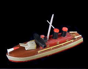 Tom Thumb Fireboat toy boat