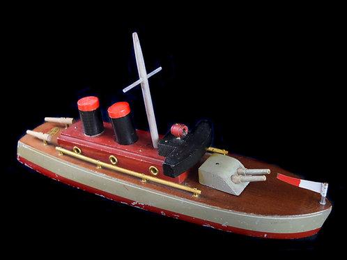 """Jacrim TOM THUMB TOYS, """"Fire Boat""""Item 2021-06"""