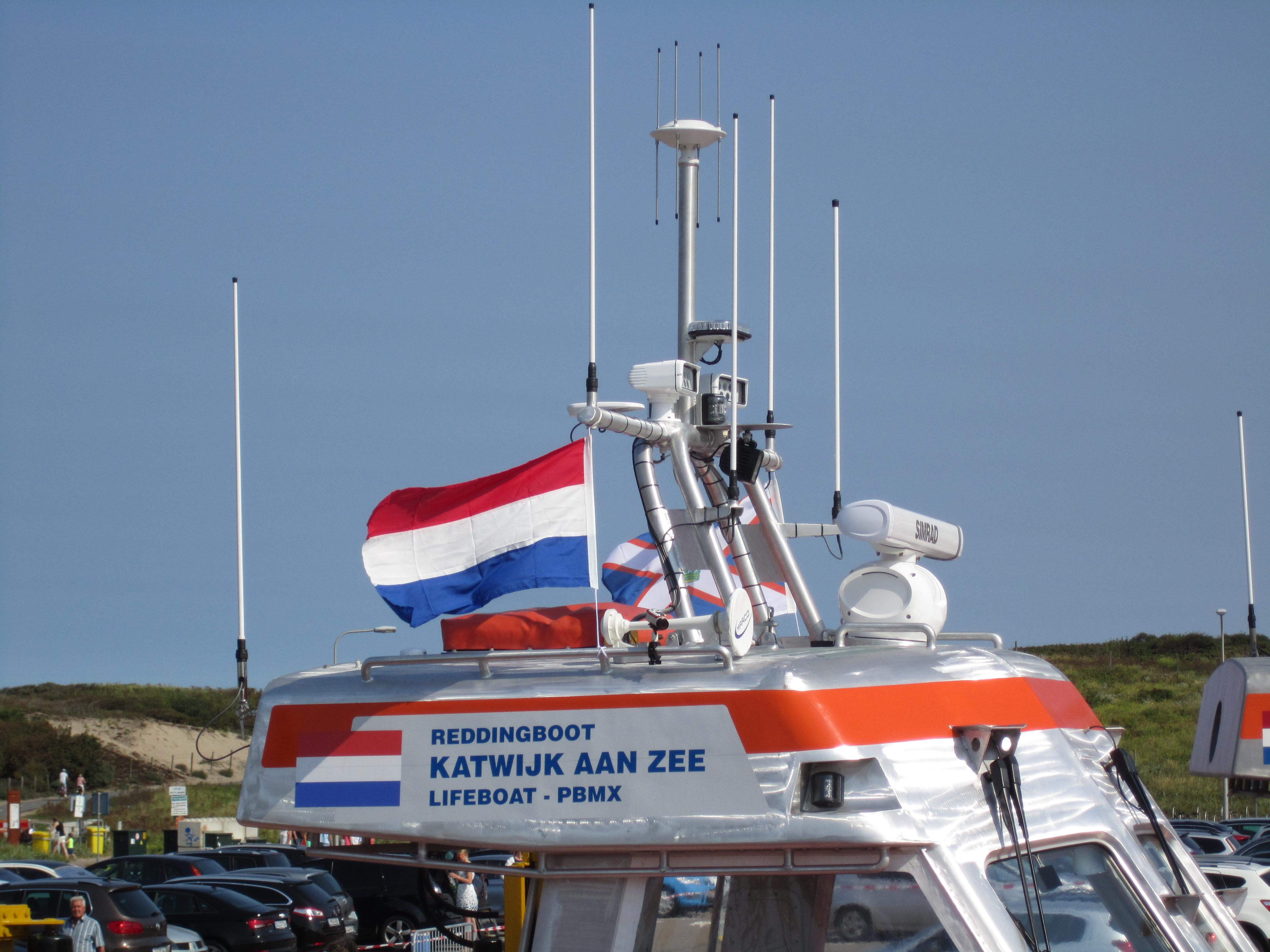 E-1220, 11 m Rescue Boat