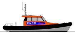 E-1207, 12,2 m Rescue boat