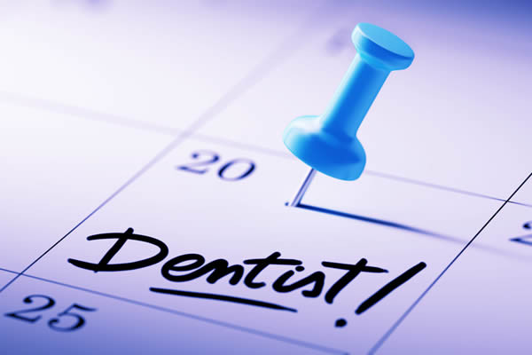 La premiere consultation chez le dentiste