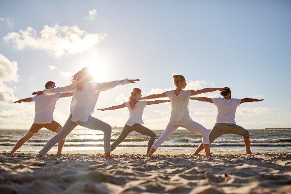 yoga en camargue