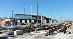 TTC Ashbridges Bay Steel Work