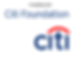 Citi Foundation Logo (YFC 2016) funded b