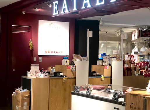 EATALY様メニュー撮影