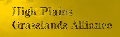 High Plains Grasslands Alliance