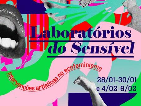 Laboratórios do Sensível - Goethe Institut