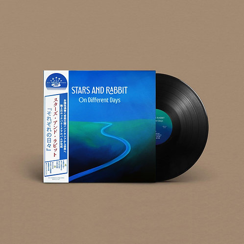 """Signed Stars and Rabbit - On Different Days 12"""" Vinyl"""