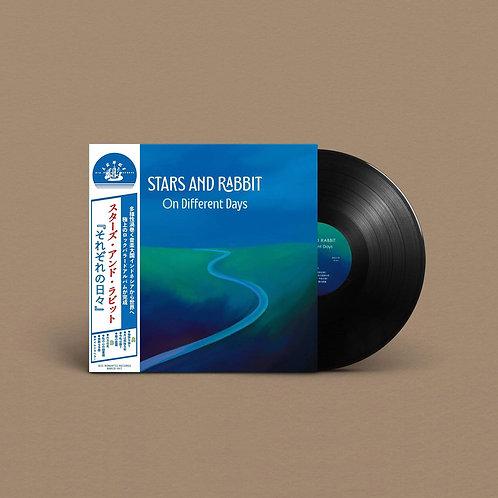 "Stars and Rabbit - On Different Days 12"" Vinyl (Pre-Order)"