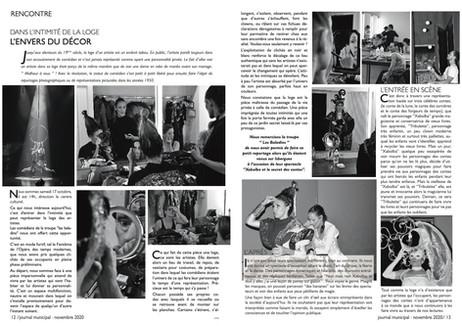 article spectacle Xabolba