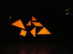 le jeu du tangram