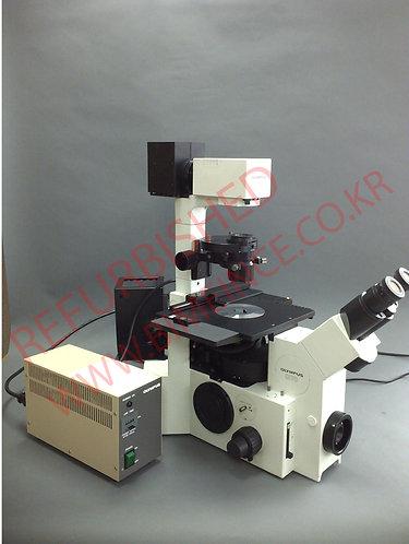 IX70 도립형광현미경