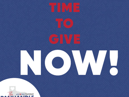 Give Now until Dec 1st to amplify your gift!