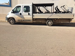 QBX Pickup Van