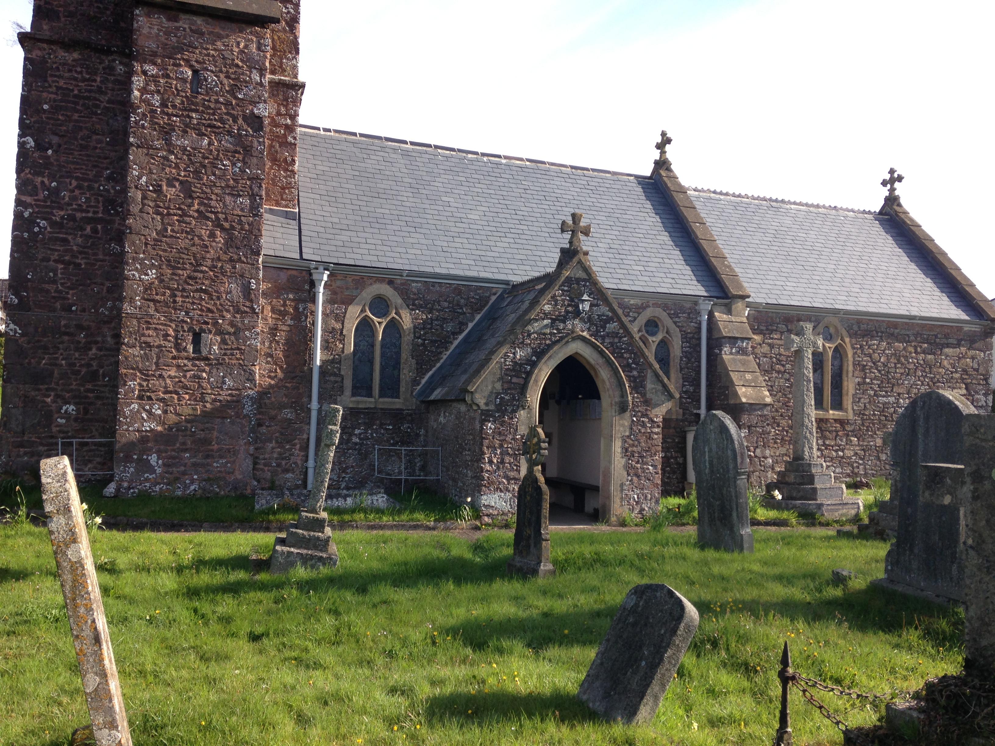 Butterleigh Church