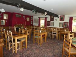 Butterleigh Pub Dinning room