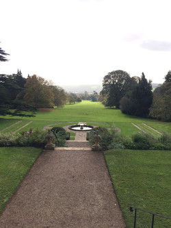 Formal Garden knightshayes