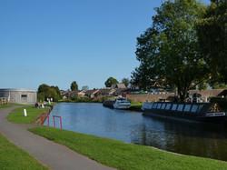 Tiverton Canal basin