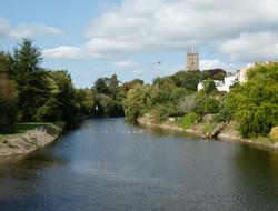 River Exe Tiverton