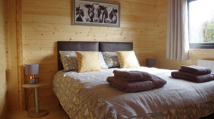 Kingsize Zip & link bed