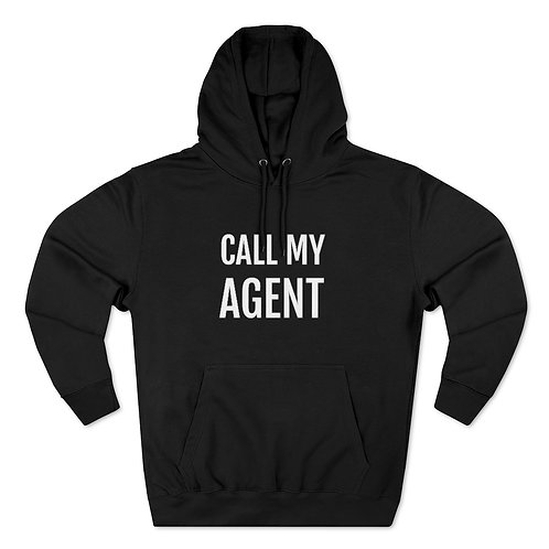 Call My Agent Hoodie