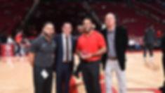 2018 Coach of the Year Award