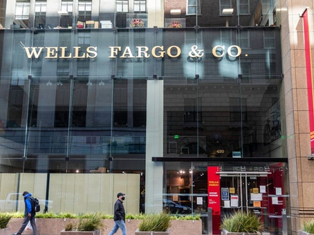 Wells Fargo slapped by multi-million fine