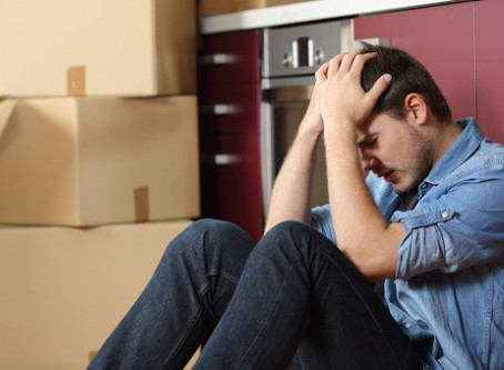 More Americans are missing their rent payments