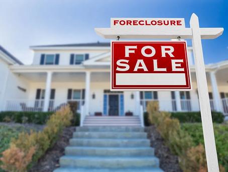 U.S. Foreclosure Activity Continues To Increase Despite Government Moratorium