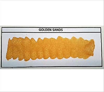 Diamine Golden Sands - Shimmertastic Ink
