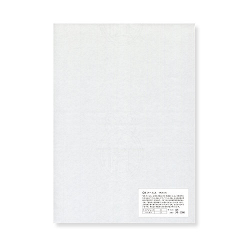 Yamamoto OK Fools 81.5 gm. 50 page package A4