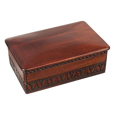 Polish Wood Box - Masculinity